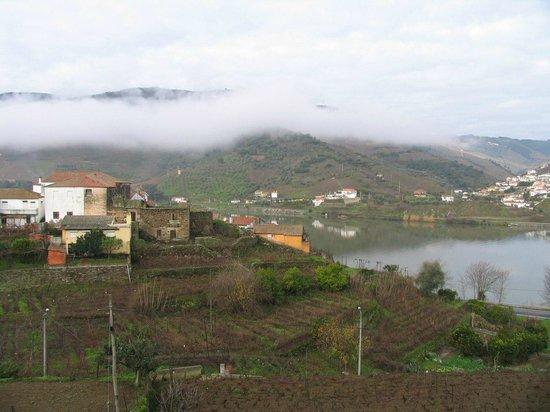 Quinta Da Azenha: Утро на Douro