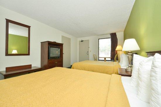 Americas Best Value Inn Hinesville - Ft. Stewart: Double Room