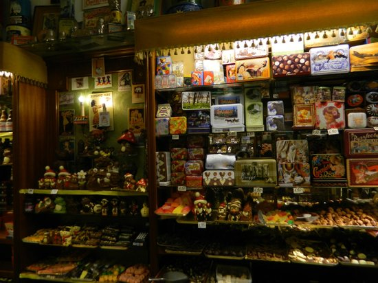 Jan De Clerck: The store