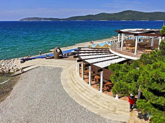 Solaris Beach Hotel Jakov: Trattoria Mediterraneo