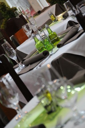 Lounge Bar Ponto G Restaurant: Ottima qualita'