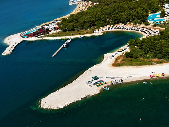 Solaris Beach Hotel Jakov: Solaris Beach Resort Solaris spa beach
