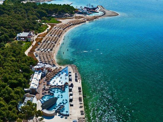 Amadria Park Andrija: Solaris Beach Resort Solaris sand beach