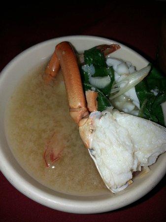 Patong Seafood : Tom Yum Talay