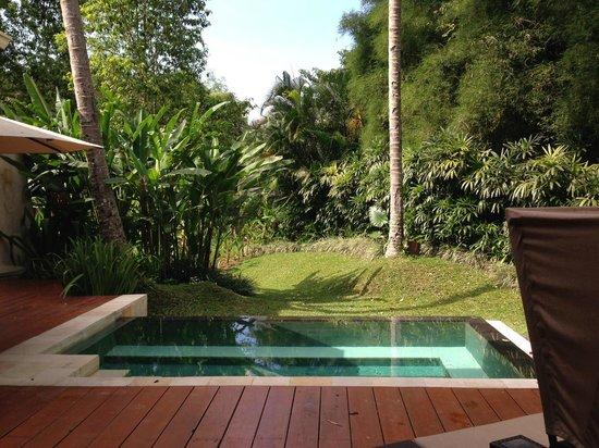 Four Seasons Resort Bali at Sayan : room 7