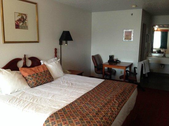 Sandia Peak Inn Motel: Camera