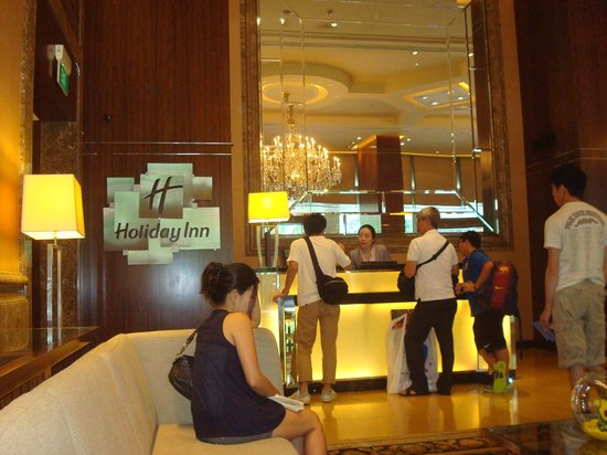 Holiday Inn Singapore Orchard City Centre: Singapore