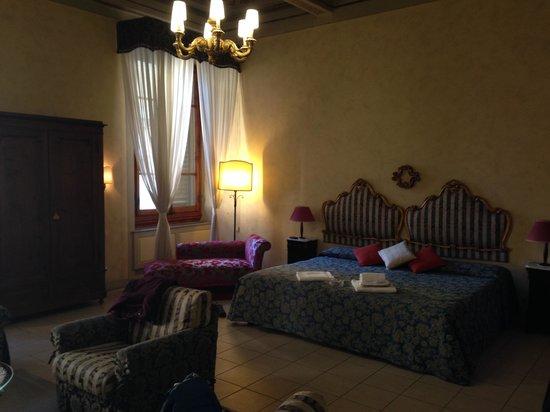 Residenza Castiglioni: Suite
