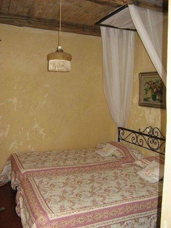 Maison Simonpietri : Chambre Corbezzolo