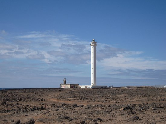 Faro de Pechiguera: Uitzicht vuurtoren