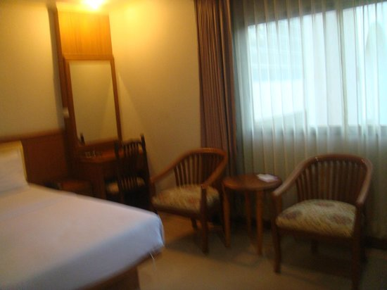 Dream Town Pratunam: room