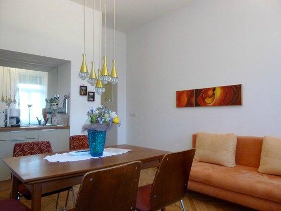 Apartments Maximillian: 1BR apartment