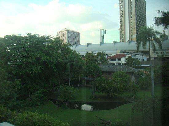 Dream Town Pratunam : view