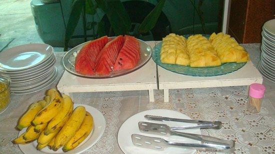Dream Town Pratunam: fruits