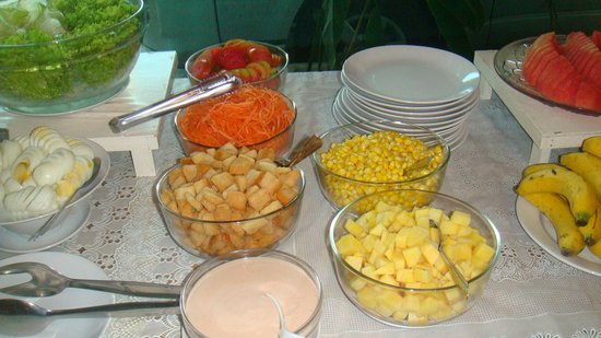 Dream Town Pratunam: breakfast