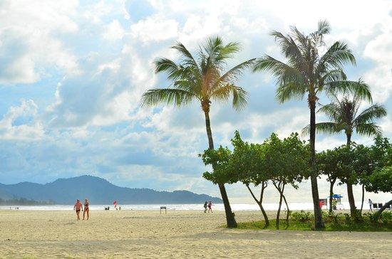 Shangri-La's Rasa Ria Resort & Spa: Clean and uncrowded beaches
