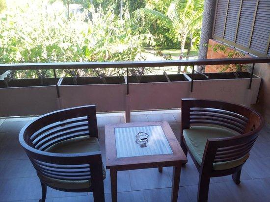 Melia Bali Indonesia: vista desde la habitación