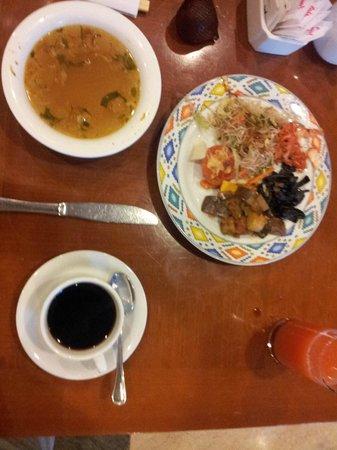 Melia Bali : Y el último desayuno