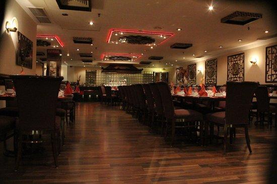 Karachi Marriott Hotel: Suzie Wong