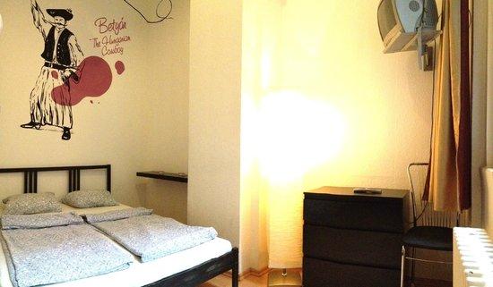 Adagio Hostel 1.0 Oktogon: Private Double Room