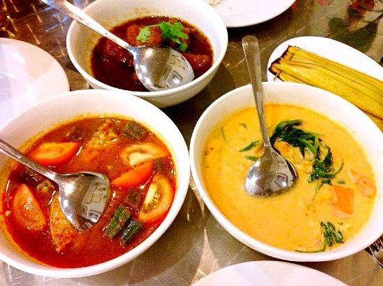 Amy Heritage Nyonya Cuisine : Homestyle Nyonya cooking at it's best