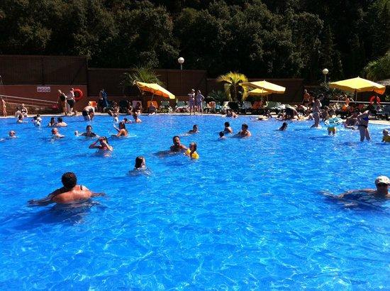Rosamar Garden Resort: aquagym