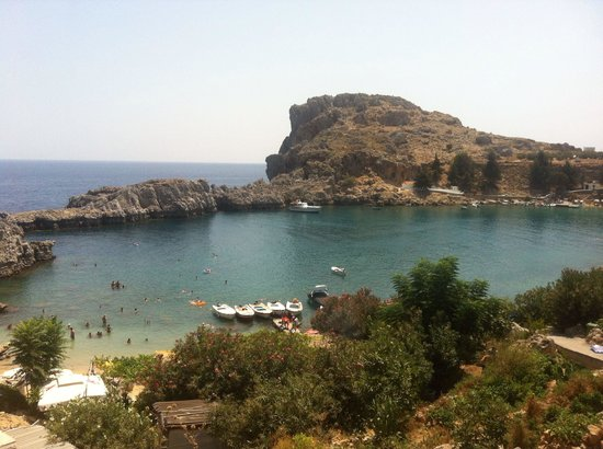 Agios Pavlos Beach (Saint Paul): Very nice !