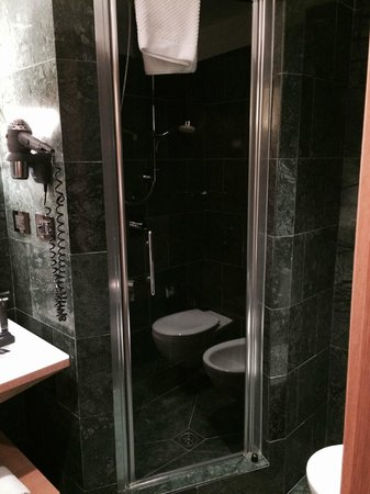 Crowne Plaza Hotel Milan City: bathroom