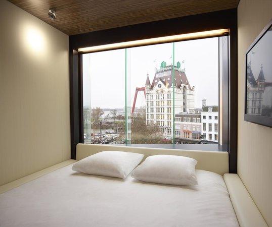 citizenM Rotterdam (Rotterdam, Nederland) - foto\'s, reviews en ...