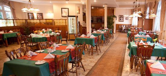 EA Hotelovy resort SEN : Hotel restaurant