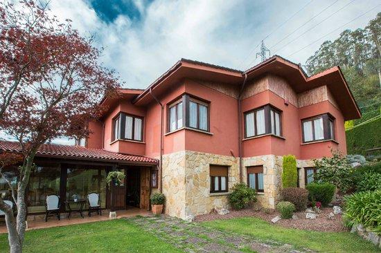 Casa Camila Hotel: Hotel rural en Asturias