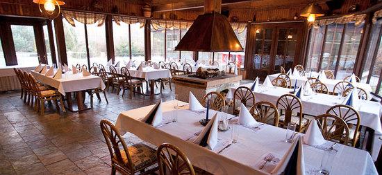 EA Hotelovy resort SEN : Swiss restaurant