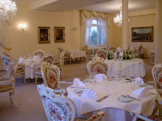EA Hotelovy resort SEN : French restaurant