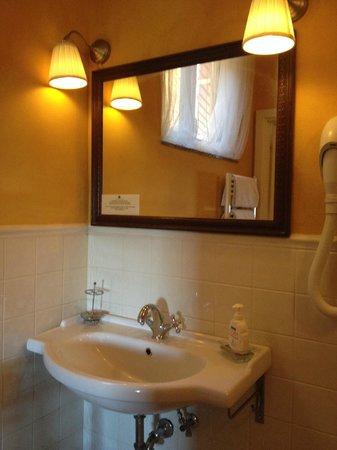 Torraccia di Chiusi: Il bagno del Capriolo
