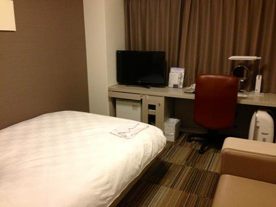Daiwa Roynet Hotel Sakai Higashi: 室内  広くはないがOK