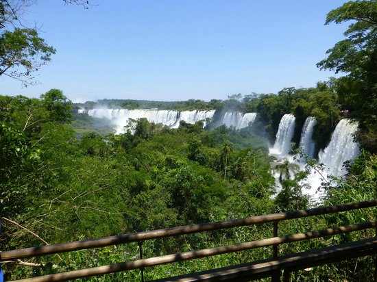 Iguazu Grand Resort, Spa & Casino: Iguassu Falls