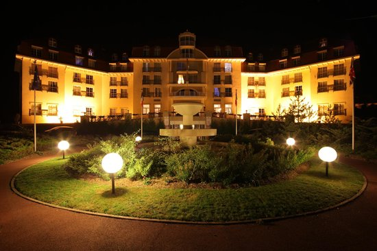 Best western grand hotel le touquet resort le touquet for Hotel touquet avec piscine
