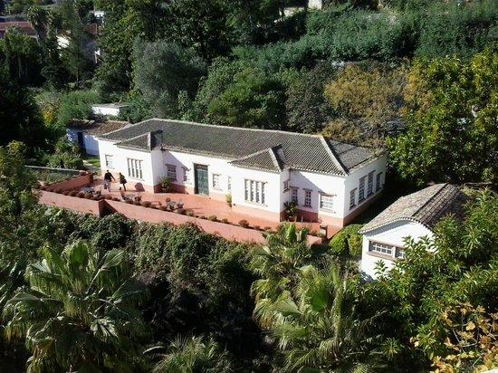 Villa Termal das Caldas de Monchique Spa & Resort: Vista de otro hotel del complejo