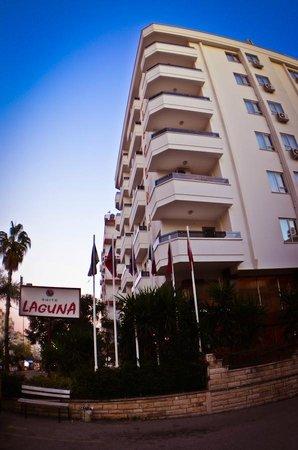 Suite Laguna Apart Hotel : Hotel