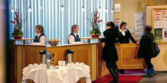 Smart Stay Hotel Munchen Check In