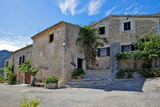 Finca Es Castell, a converted 11th Centuray farmhouse