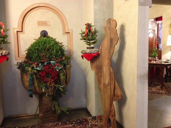 Hotel Gabbia d'Oro : Happy holidays