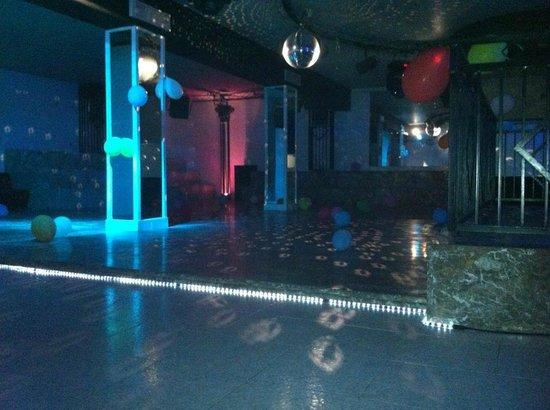 Porto Azzurro Hotel: sala eventi