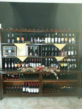 Porto Azzurro Hotel: i vini