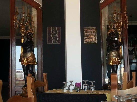 Porto Azzurro Hotel: sala ristorante