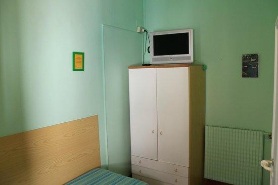 Albergo Villa Cristina: camera singola