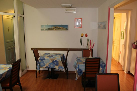 Albergo Villa Cristina: sala colazione