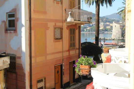 Albergo Villa Cristina: vista dalla camera