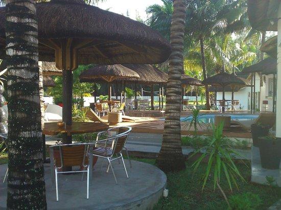 Hotel Des 2 Mondes: piscine