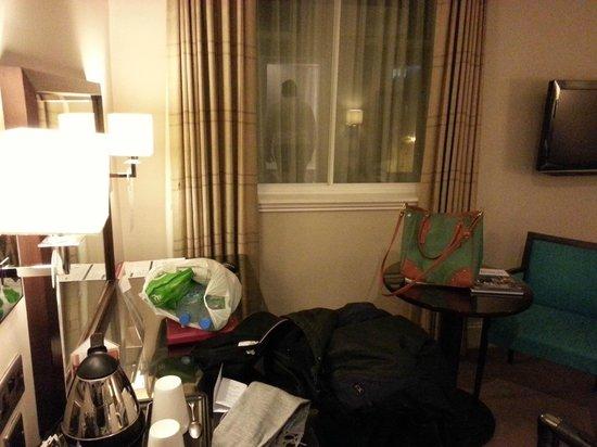 Edinburgh City Hotel : Room